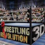 Wrestling Revolution 3D MOD APK 1.720 - APKARC
