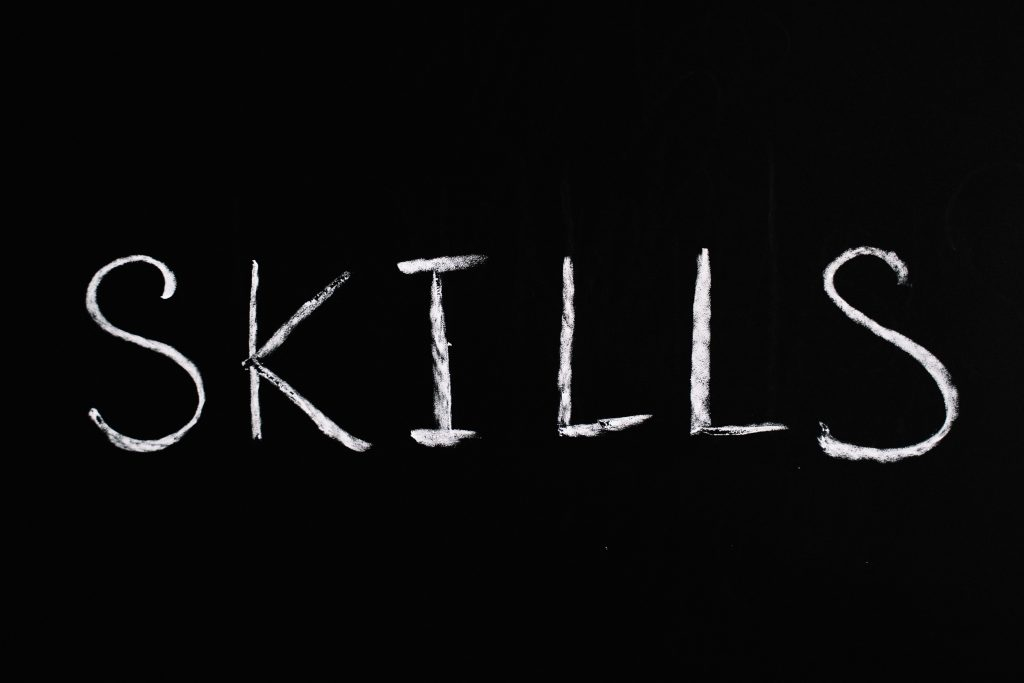 What skills do proofreaders need?