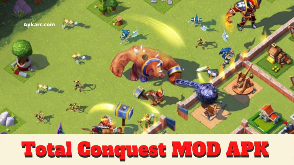 Total Conquest Mod Apk latest